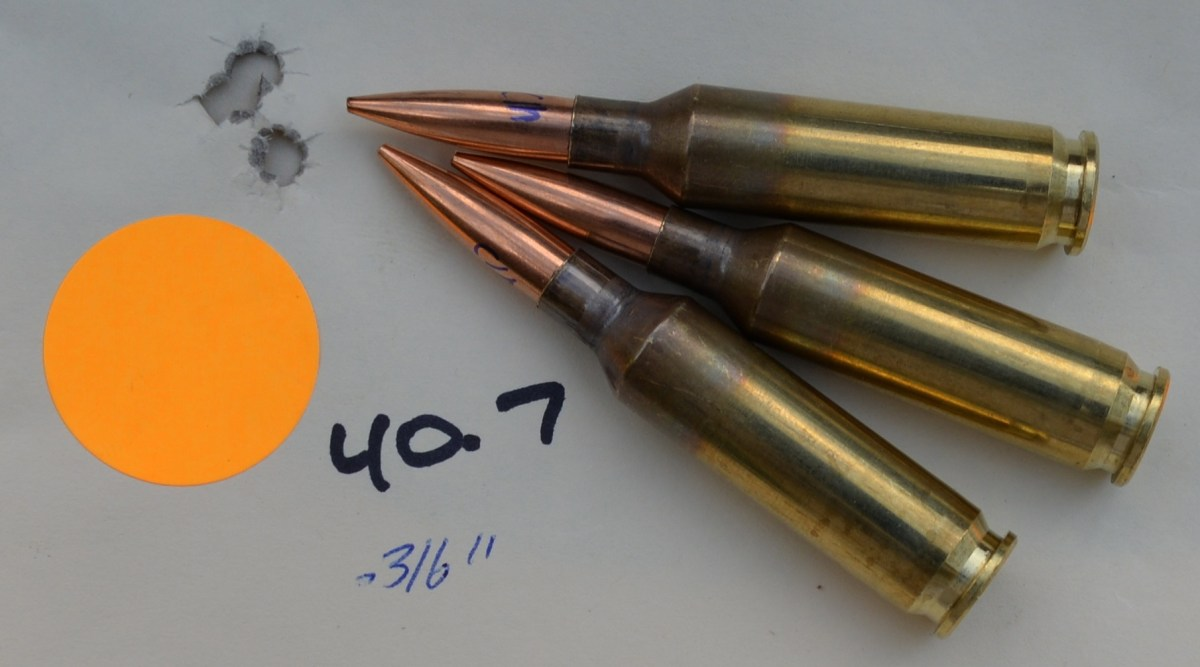 6 Creedmoor: Review and load development